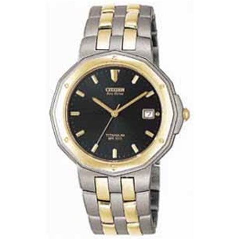 Men's Titanium Eco-Drive Watch - BJ1074-59H