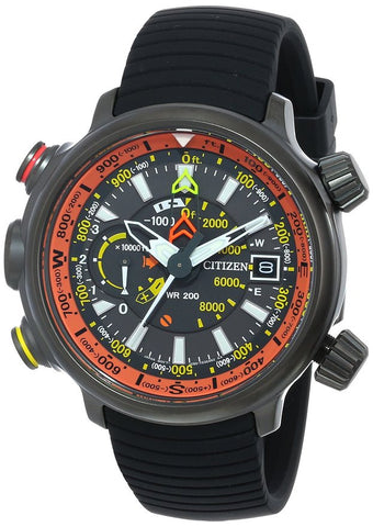 BN5035-02F Promaster Altichron Citizen Watch