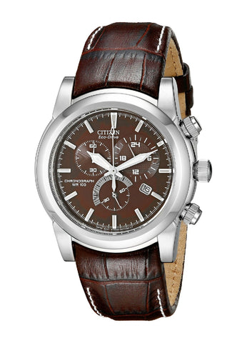 AT0550-11X Men's Citizen Chronograph Watch