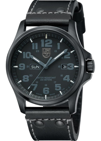 Atacama Blackout Field Day Date 1920 Series Luminox Watch - A.1921.BO