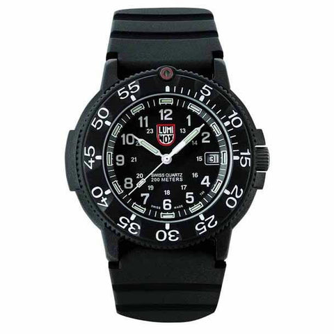 Original Navy Seal 3000 Series Luminox Watch A.3001