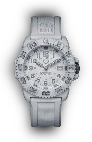 EVO Navy Seal Colormark Series Whiteout Luminox Watch A.3057