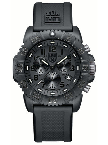 Navy Seal Colormark Chronograph 3080 Series Luminox Watch A.3081.BO
