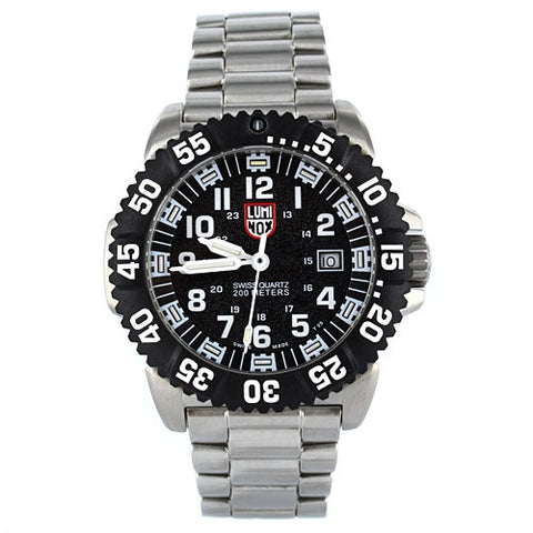 Navy Seal Stainless Steel Colormark 3150 Series Luminox Watch - A.3152