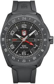 SXC PC Carbon GMT 5020 Space Series Luminox Watch A.5021.GN