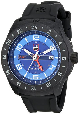 SXC PC Carbon GMT 5020 Space Series Luminox Watch A.5023
