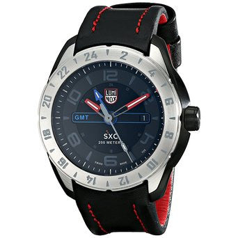 SXC PC Steel GMT 5120 Space Series Luminox Watch A.5127