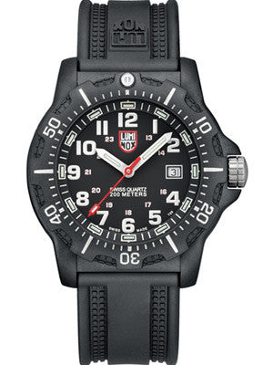 Black Ops Carbon 8800 Series Luminox Watch - A.8801