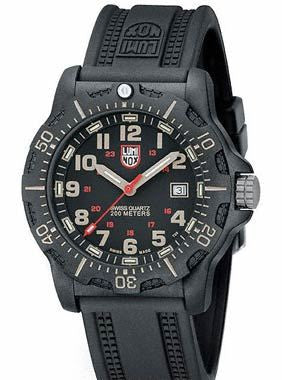 Black Ops Carbon 8800 Series Luminox Watch - A.8813.LM