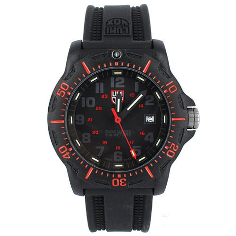 Black Ops Carbon 8800 Series Luminox Watch - A.8815