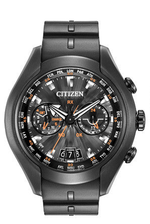 CC1076-023E Satellite Wave - Air Men's Eco-Drive Citizen Watch