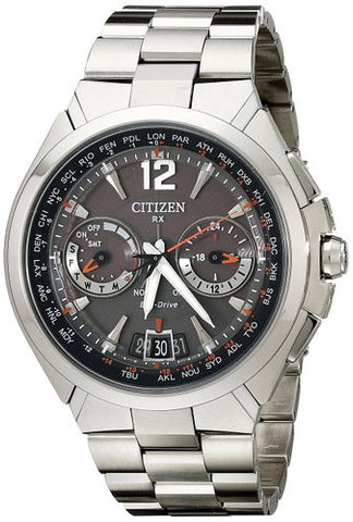CC1090-61E Satellite Wave Eco-Drive Citizen Men's Watch