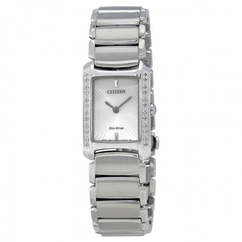 EG2960-57A Citizen Eco-Drive Women's Euphoria Diamond Accented Watch