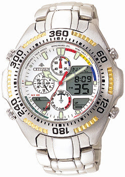 Yacht Timer Men's Watch - JN2014-57A