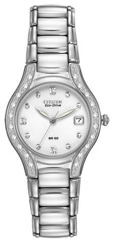 EW0970-51B Ladie's Citizen Eco-Drive Watch Modena
