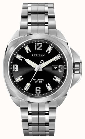 NB0070-57E Citizen Men's Grand Touring Signature Automatic Movement Watch