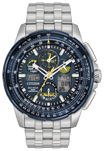 JY8058-50L Citizen Men's Eco-Drive Blue Angels A-T Watch