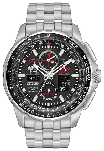 JY8050-51E Citizen Men's Eco-Drive Promaster Skyhawk A-T Watch