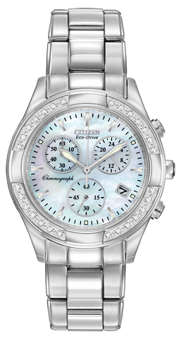 FB1220-53D Ladie's Citizen Eco-Drive Watch Regent