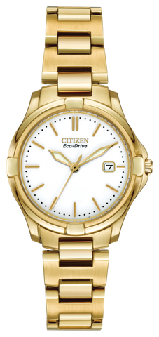 EW1962-53A Citizen Eco-Drive Women's Silhouette Sport Watch