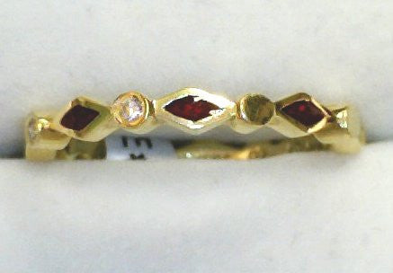 Diamond/Red Ring Guard - Hidalgo