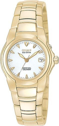 EW7012-50P Citizen Women's Eco-Drive Perpetual Calendar Watch