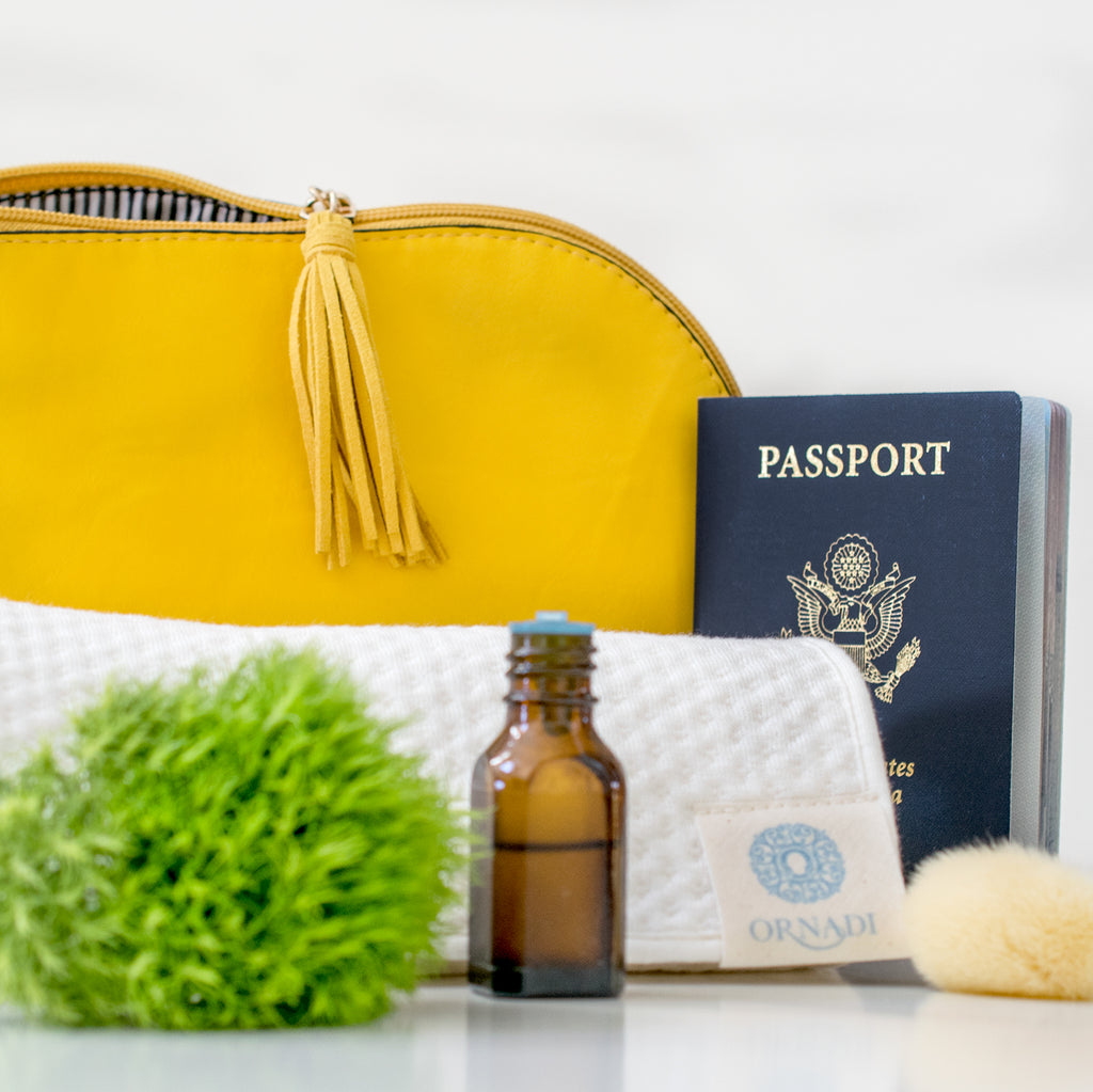 Top 3 Travel Essential Oils to Help You Pack Less & Feel Your Best