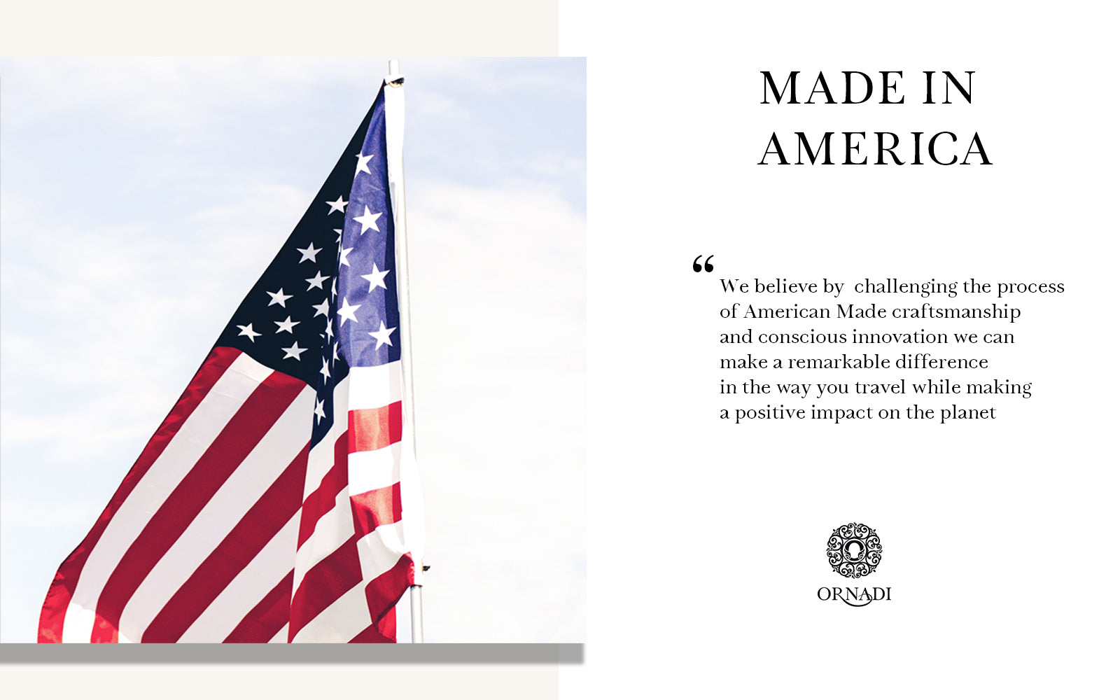 made in america gym bag