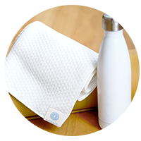 yoga face hand towel ornadi