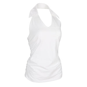Ava Organic Cotton Halter Top - Ornadi