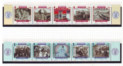 Isle of Man Scott  1108-9 2005 Everyday Life stamp set mint NH