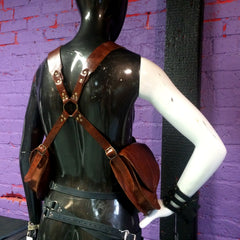 KING SLAYER Leather Holster Bag in  - 7