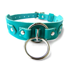 LUNA Leather Collar