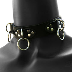 NEPTUNE Leather Collar