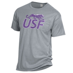 Gear for Sports Comfort Color Pocket T-Shirt
