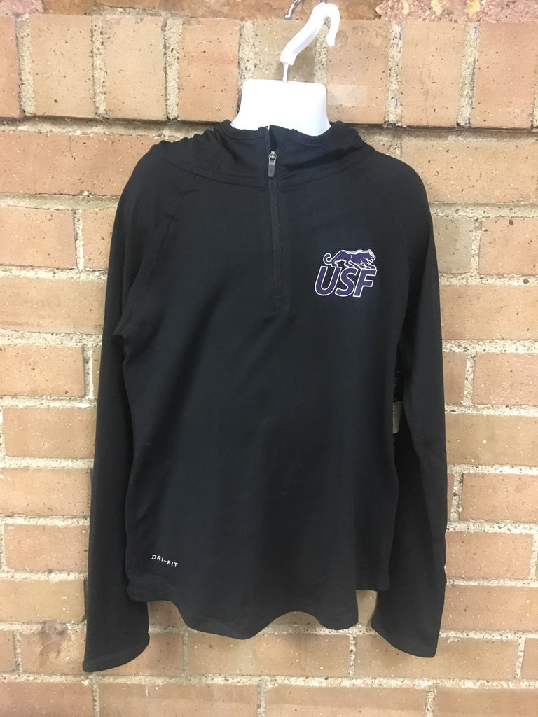 Nike Youth Quarter Zip Hoodie