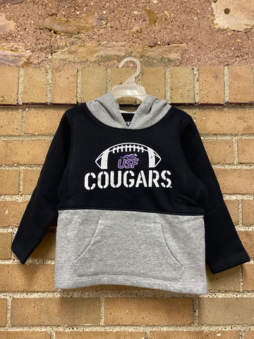 Garb Youth Colorblock Hooded Sweatshirt
