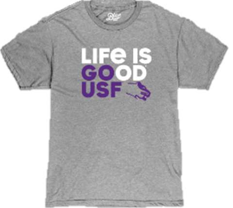 Blue 84 'Life is Good' T-Shirt