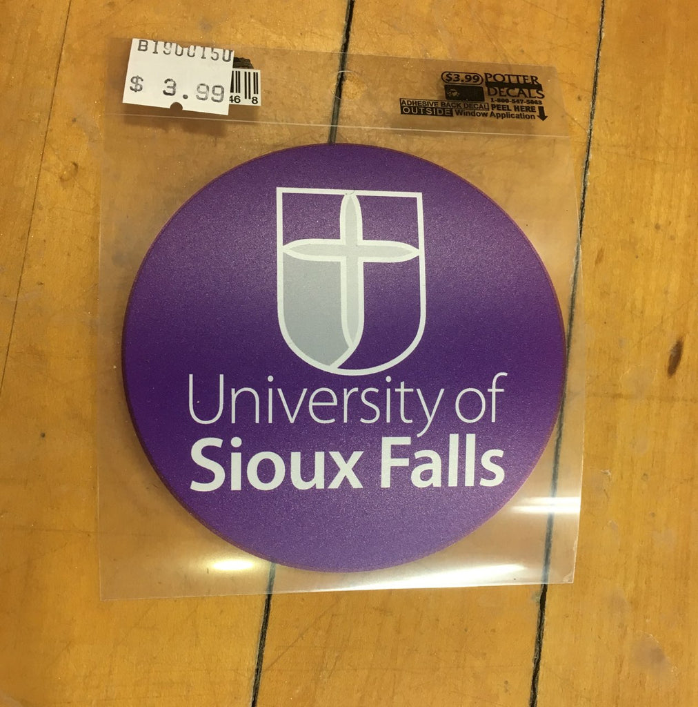 Potter Decals USF Shield Logo Decal