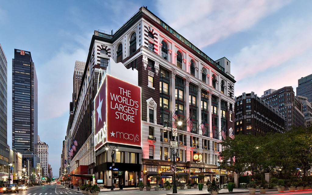 Macy's New York Location at Herald Square 2019