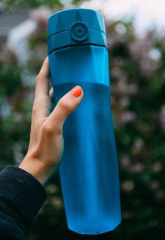 Hidrate Spark 2.0 review - smart water bottle