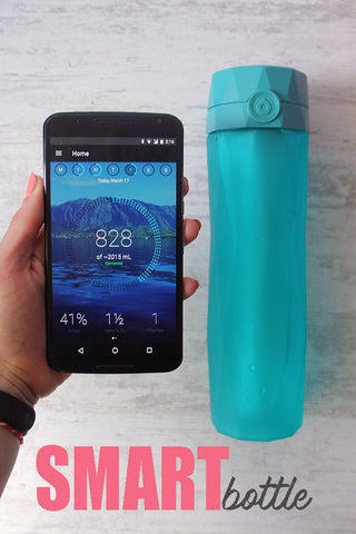 Hidrate Spark 2.0 review - smart water bottle and app