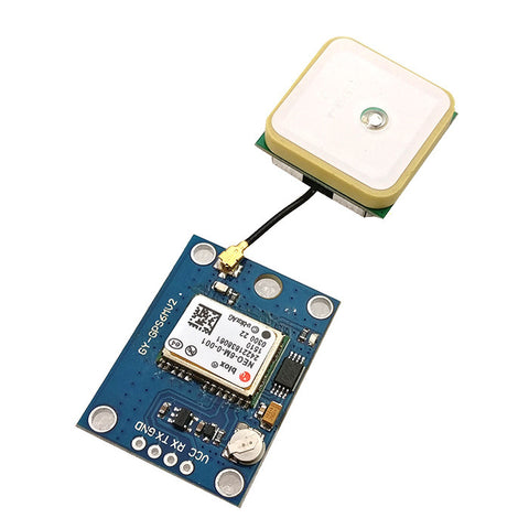 UBlox Neo 6M High Altitude GPS Receiver & Antenna for HAB