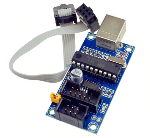 USBTinyISP Programmer for Arduinos and Atmel Processors