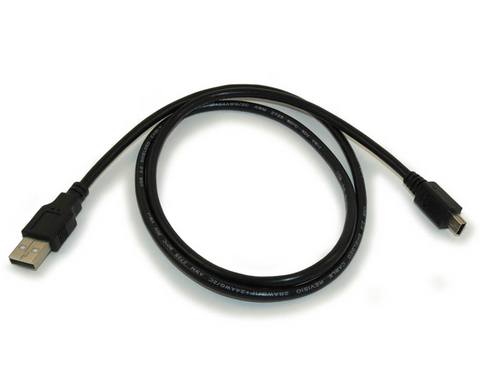 3 Foot Mini USB Cable