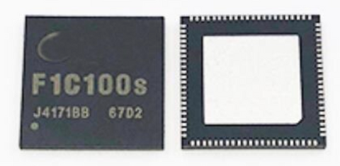 F1C100S Allwinner CPU (Chip only)