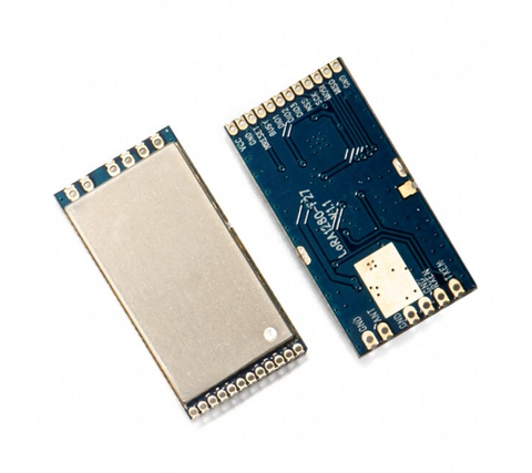 SX1280 500mW 2.4GHz LoRa radio module with Distance Ranging (LORA1280F27)