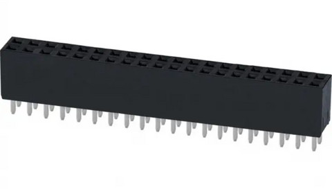 40 Pin Raspberry Pi Female Header