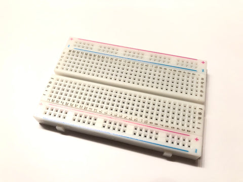2 x 30 Row Breadboard with Dual Power Rails