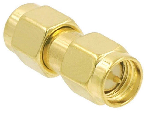 SMA Male to SMA Male Coupler